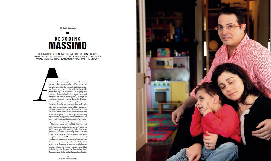 Decoding Massimo